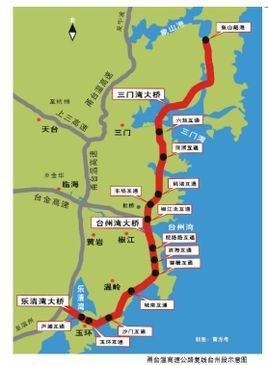 浙江沿海高速公路