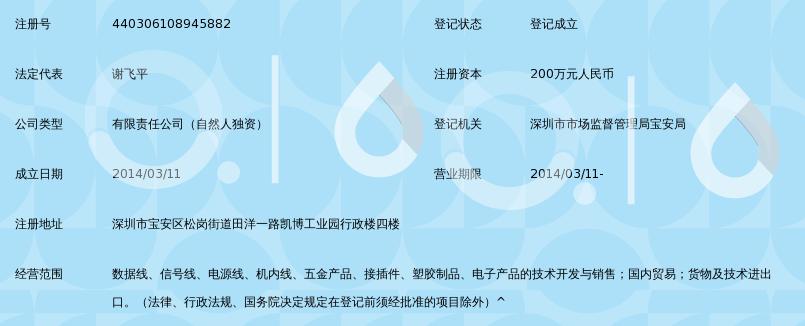 深圳市永联彩讯电子科技有限公司_360百科