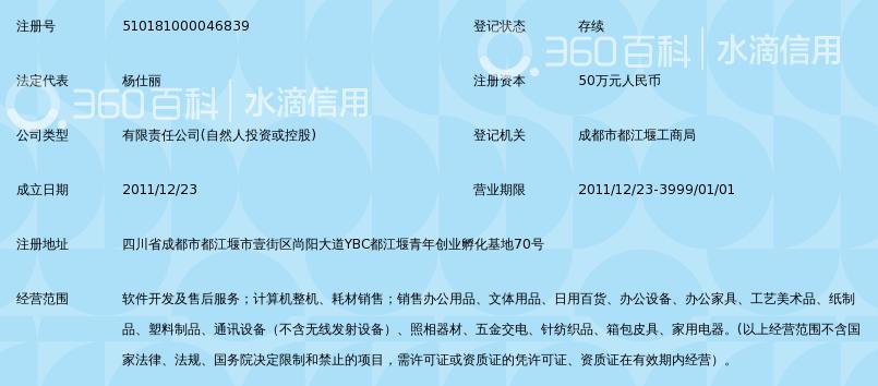 都江堰市飞睿科技有限公司_360百科