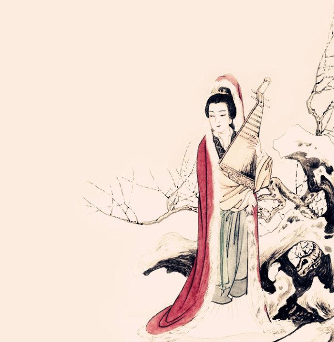 阳春白雪谱子古筝