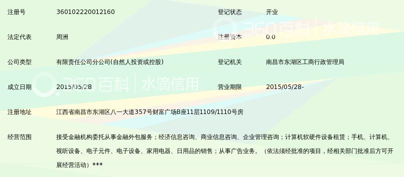 深圳前海达飞金融服务有限公司南昌分公司_3