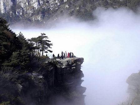 江西庐山风景名胜区